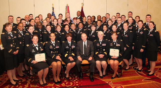 The Army Nurse Corps Award of Excellence Dinner