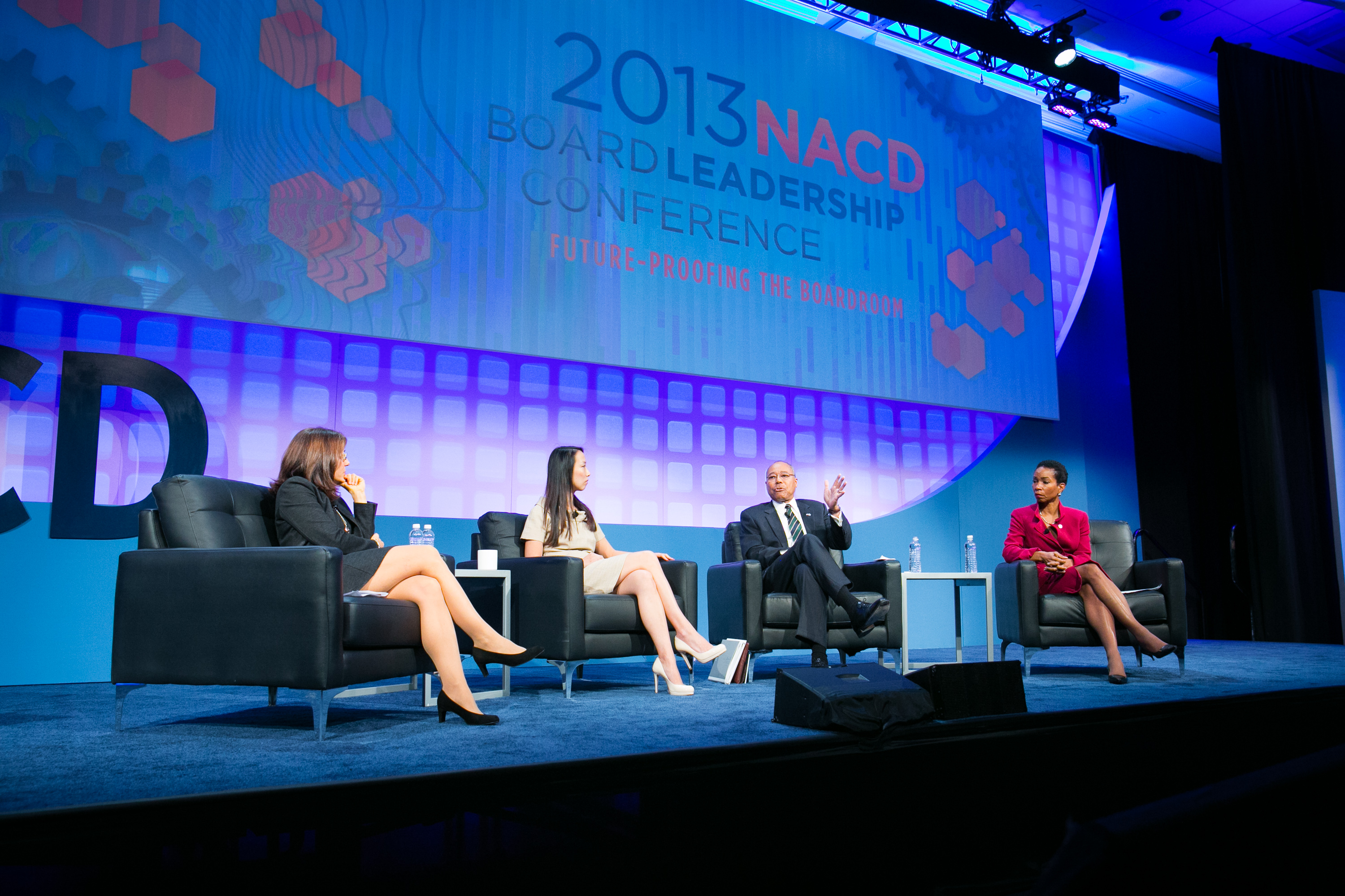 "NACD ""The Face of the 2020 Board"" Panel"