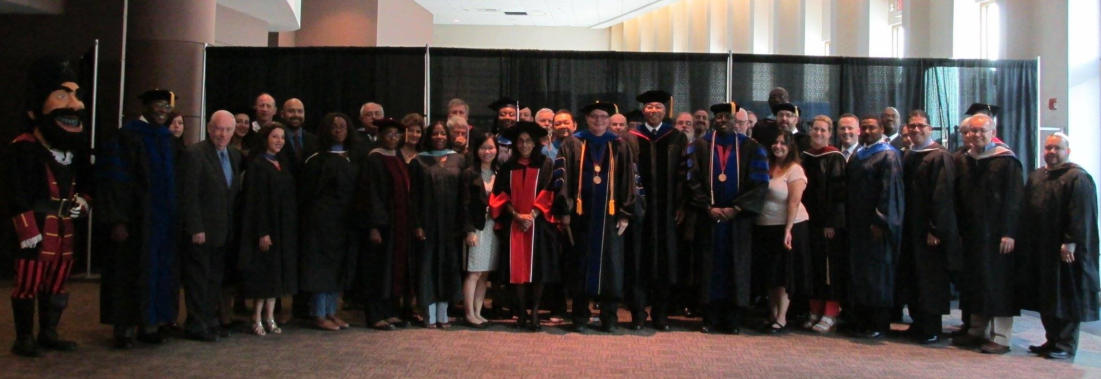 Park University Commencement Exercises – El Paso, TX
